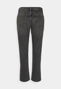ARKET - Džíny Straight Fit - washed black - 6