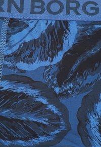 Björn Borg - LEAFY SAMMY 7 PACK - Underkläder - federal blue - 9