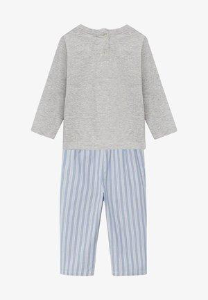 Pyjamas - gris chiné moyen