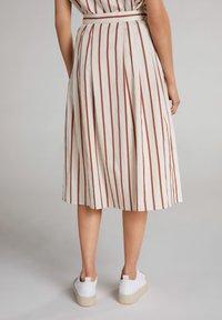 Oui - A-line skirt - rose dust - 2