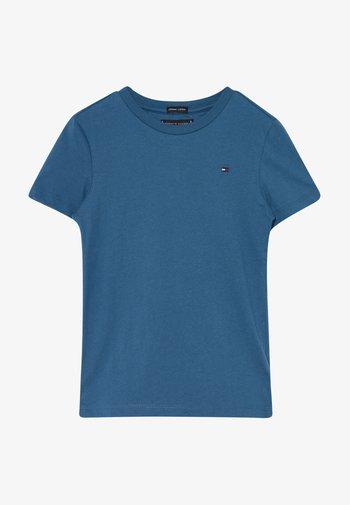 ESSENTIAL ORIGINAL TEE - T-shirt - bas - blue