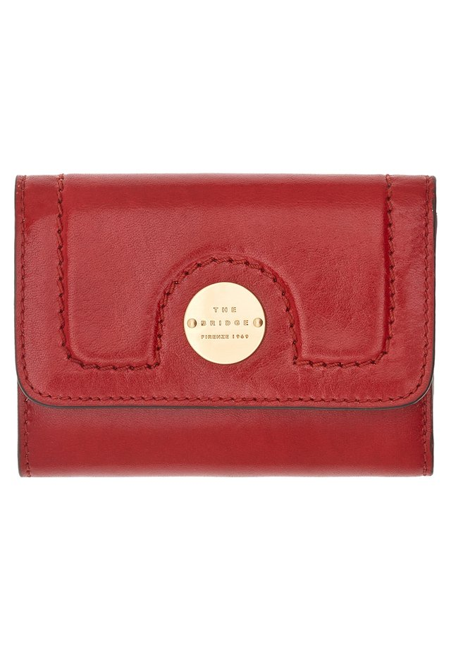 RFID - Wallet - rosso