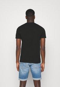 G-Star - RAW LOGO SLIM  - T-shirt med print - black - 2
