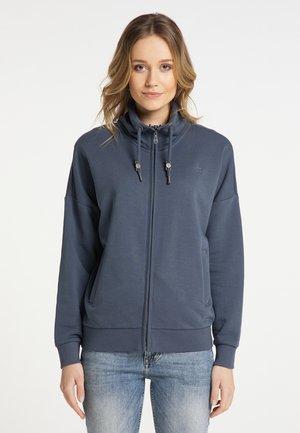 Zip-up sweatshirt - rauchmarine