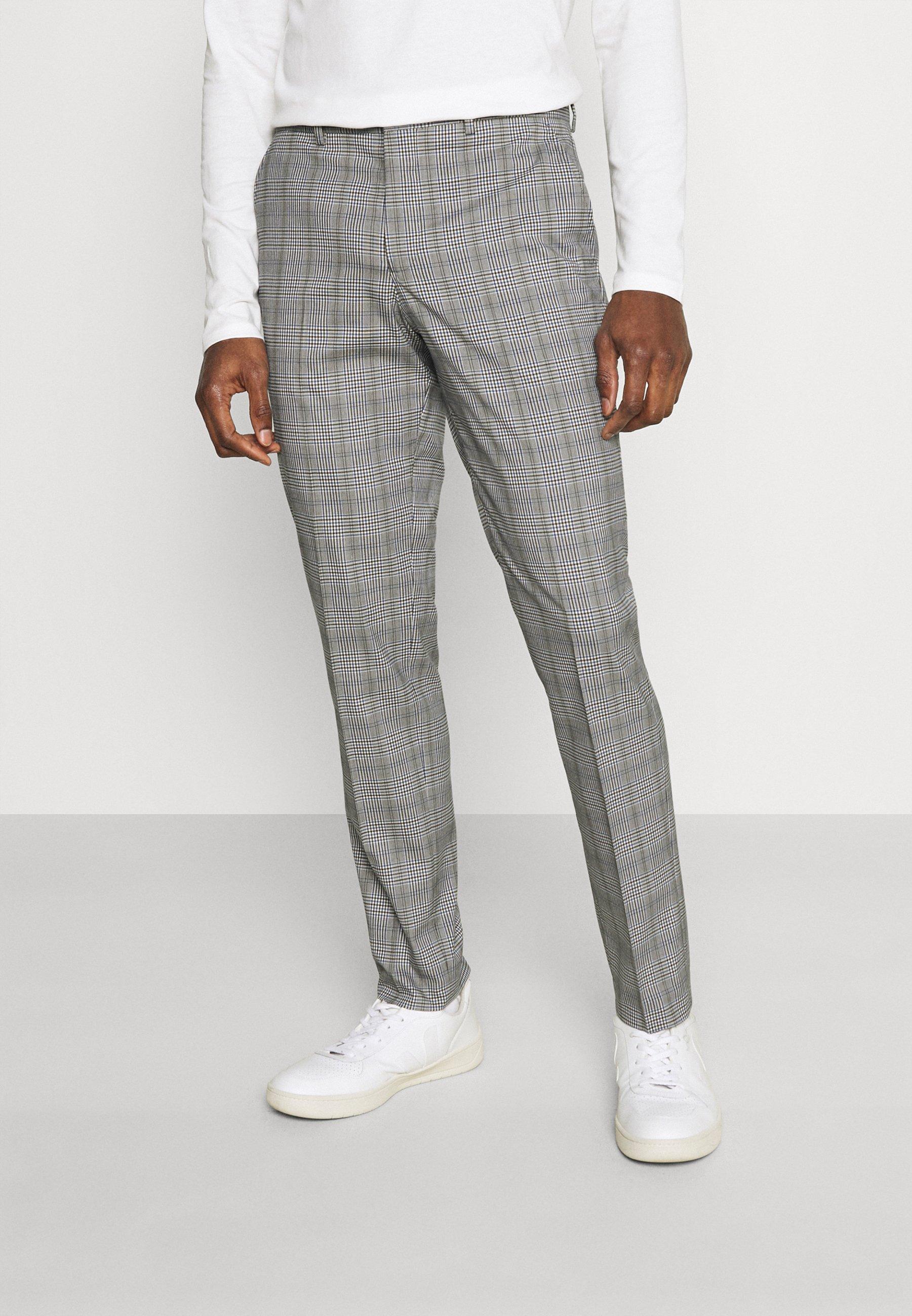 Men SLHSLIM KYLELOGAN - Trousers