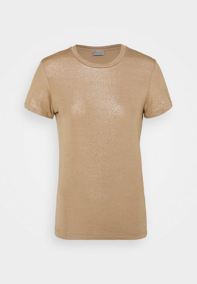 ALFEO - T-shirt basique - beige