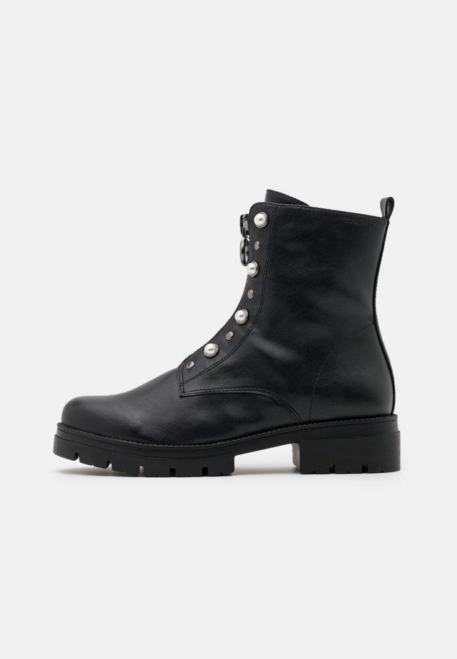 BOOTS - Korte laarzen - black