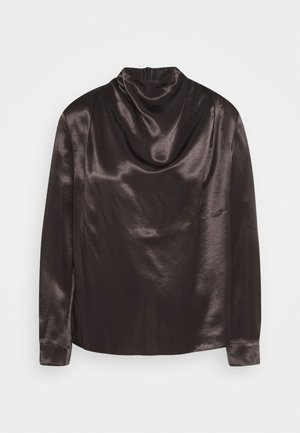 SOLONA - Long sleeved top - black