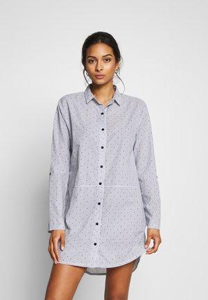 CORRIE - Noční košile - blue/lavender