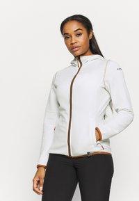 Icepeak - PILLSBURY - Training jacket - natural white - 0