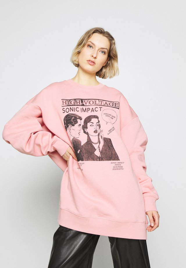 BOYFRIEND - Bluza - cameo pink