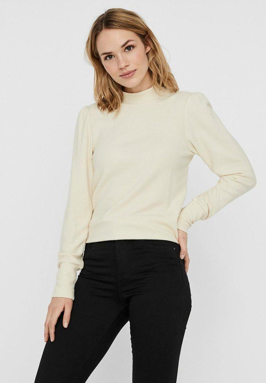 Damen STEHKRAGEN - Sweatshirt
