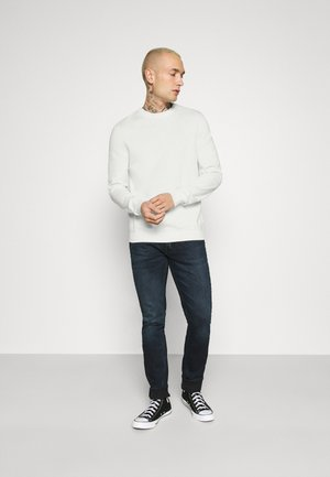 CREW 2 PACK - Jumper - navy/whte