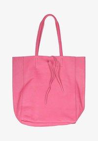 Zwillingsherz - AMELIE - Tote bag - pink - 0