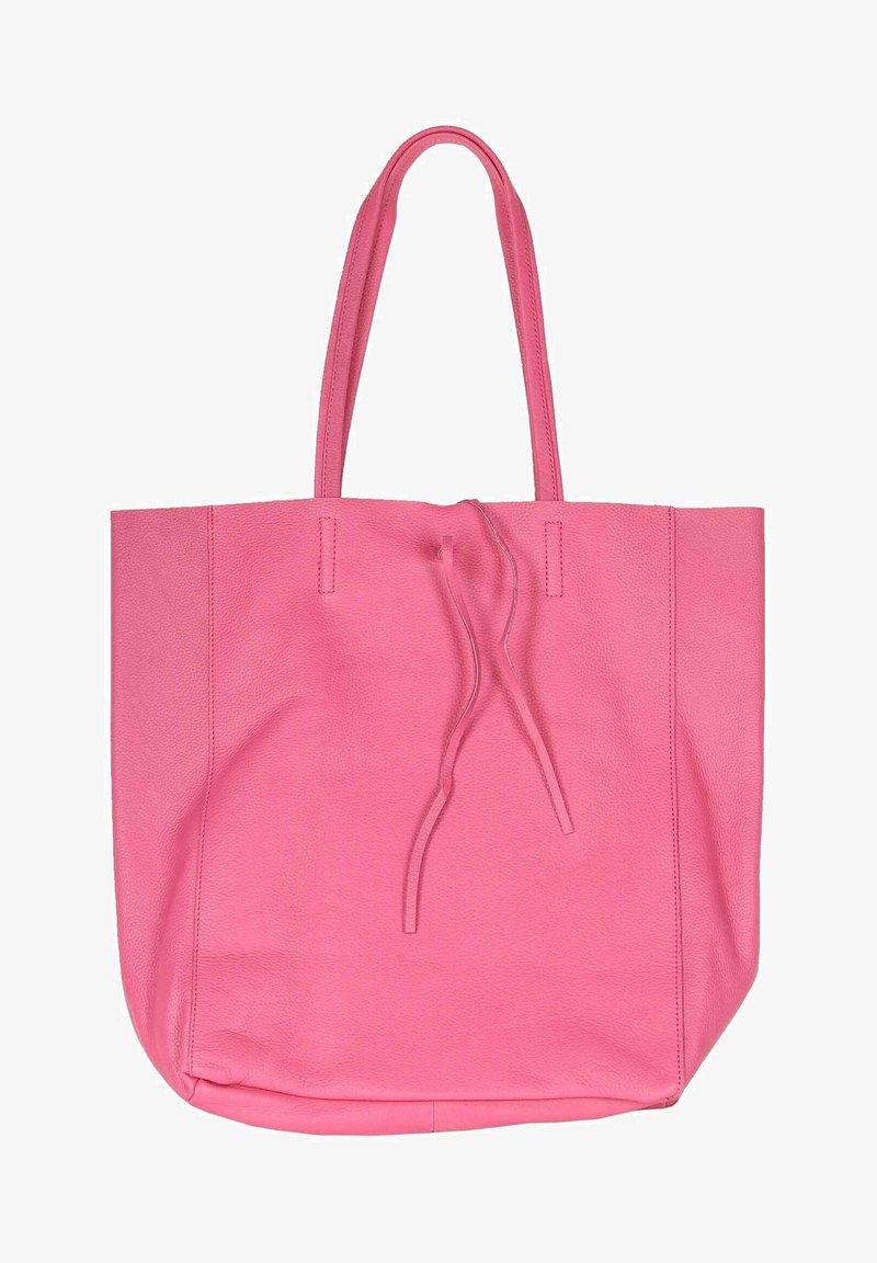 Zwillingsherz - AMELIE - Tote bag - pink