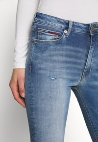 Tommy Jeans - SYLVIA SUPER ANKLE - Jeans Skinny Fit - blue denim - 5