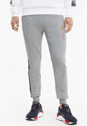 RED BULL - Pantalon de survêtement - light gray heather
