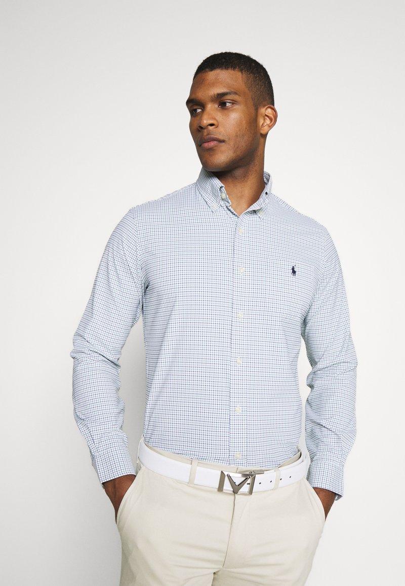 Polo Ralph Lauren Golf - LONG SLEEVE - Shirt - haven green/navy multi
