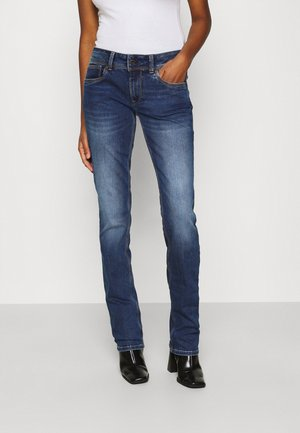 HOLLY - Straight leg jeans - denim