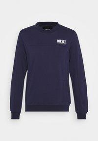 Diesel - UFLT-VICTORIAL SWEAT-SHIRT - Pyjama top - blue - 0