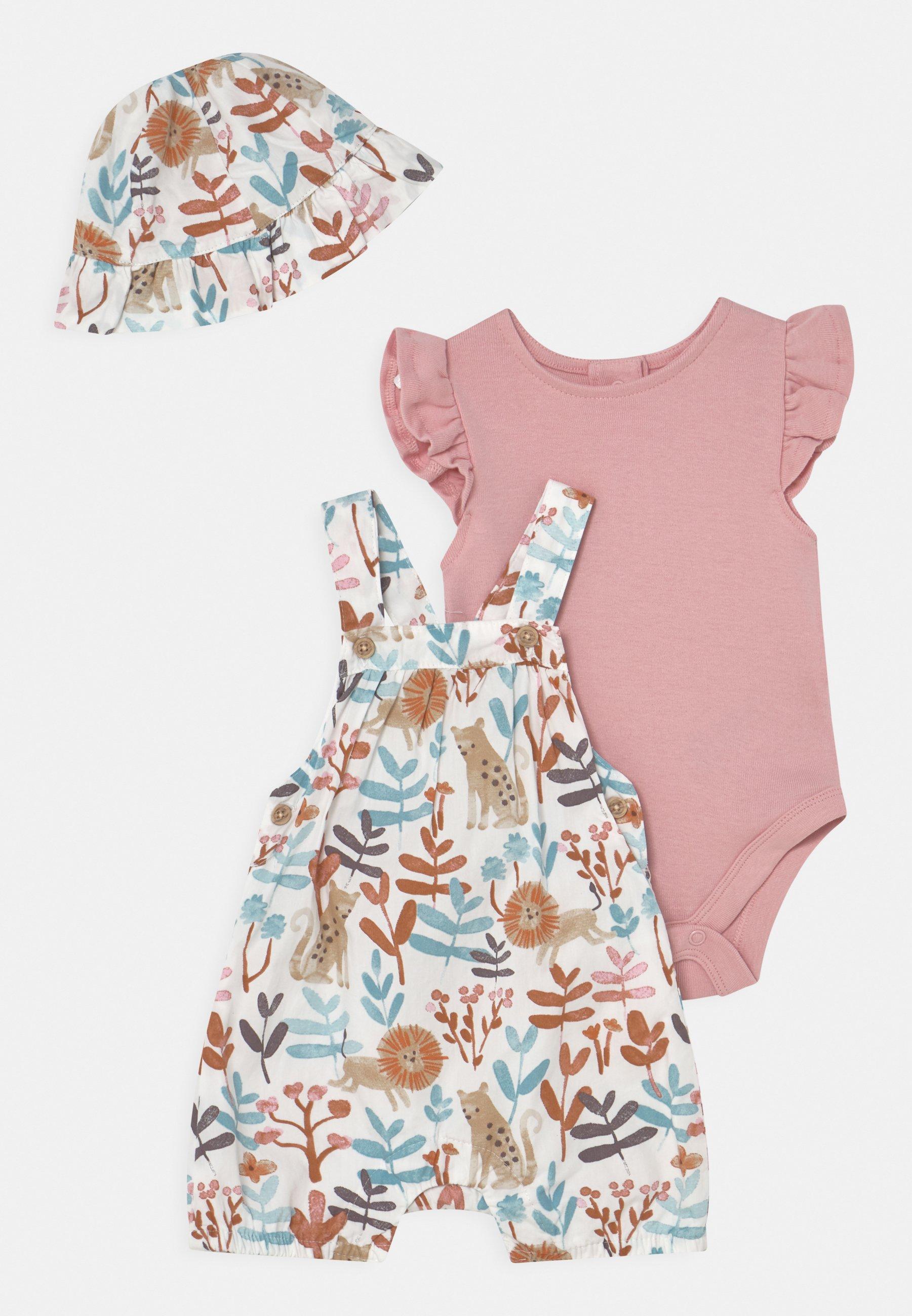 Kinder BABY SET - T-Shirt print