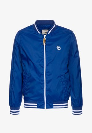 WINDBREAKER - Chaquetas bomber - electric blue