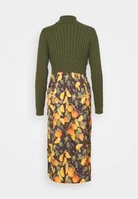 Never Fully Dressed Petite - SLIP DRESS - Robe longue - orange - 1