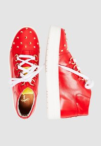 faina - High-top trainers - red - 2