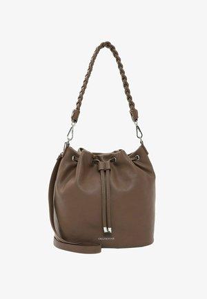 BEUTEL FIORELLA - Handbag - taupe
