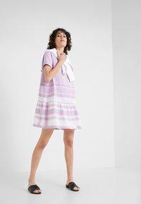 CECILIE copenhagen - DRESS - Day dress - purple - 1
