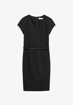 COFI7-N - Koktejlové šaty/ šaty na párty - schwarz