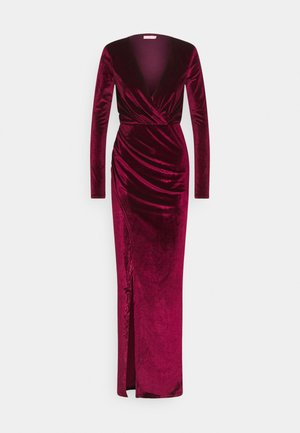 OH MY GOWN - Ballkleid - burgundy