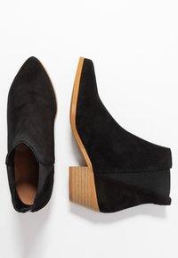 Sixtyseven - NIKI - Boots à talons - milda black/rabat black - 3