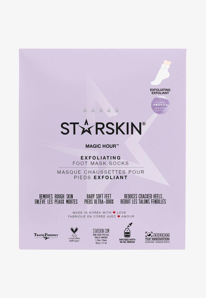 STARSKIN - MAGIC HOUR FOOT MASK - Foot mask - -