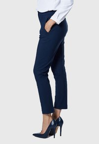 Evita - Pantalon classique - navy - 3