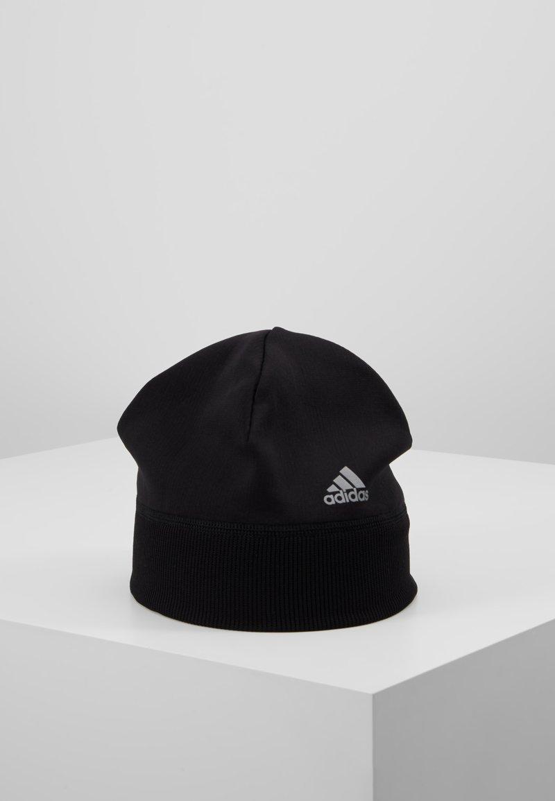 adidas Performance - CLIMA WARM BEANIE - Czapka - black/refsil