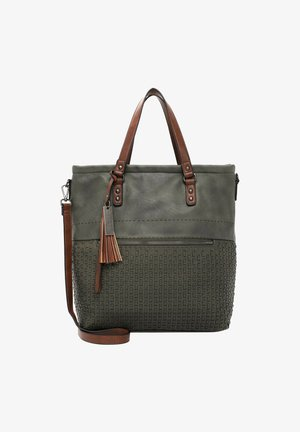 DOREY  - Handbag - fango