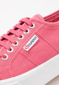Superga - 2790 LINEA UP AND DOWN - Joggesko - pink extase - 2