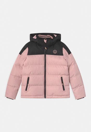 TRACY - Winter jacket - soft pink