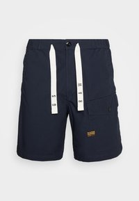 G-Star - FRONT POCKET SPORT SHORT - Shorts - pabe poplin - mazarine blue - 4