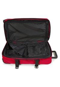 Eastpak - TRANVERZ - Wheeled suitcase - sailor red - 2