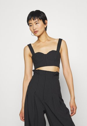 WUTHERING HEIGHTS BUSTIER - Bluser - black