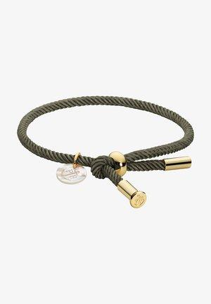 Bracelet - olive/gold