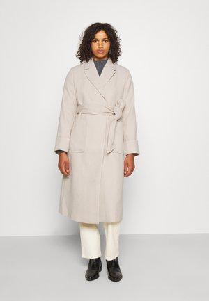 YASMUSO COAT TALL - Classic coat - moonlight