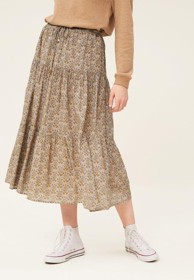 EVELYN  - A-linjekjol - floral print