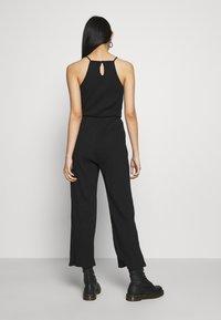 Even&Odd - BASIC - Jumpsuit - Overal - black - 2