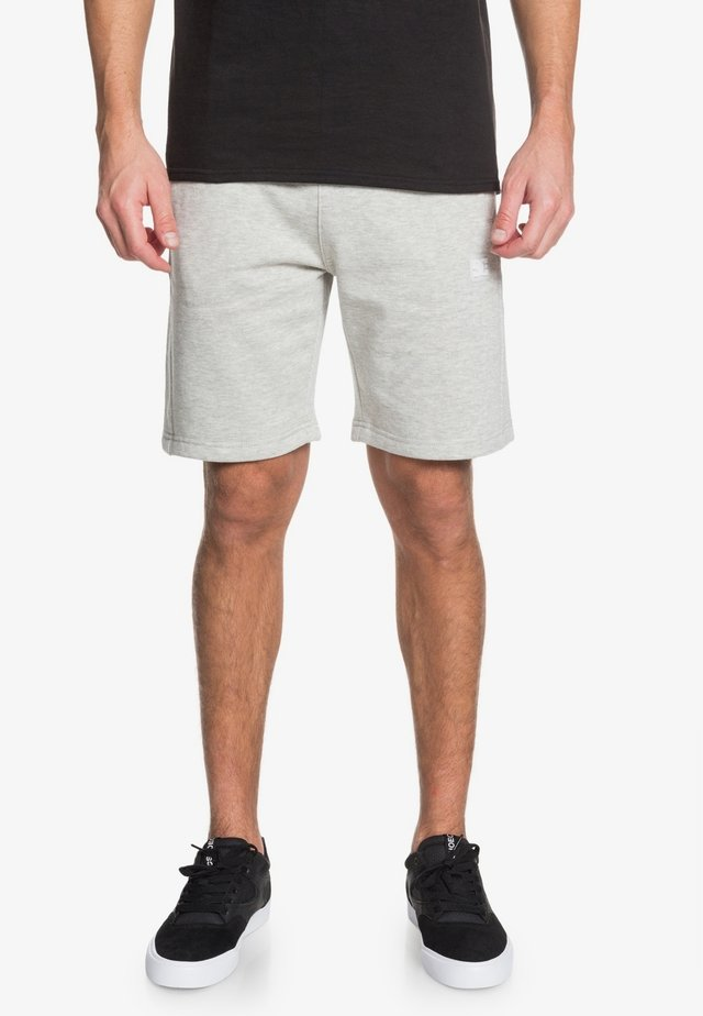 REBEL - Shorts - light grey heather