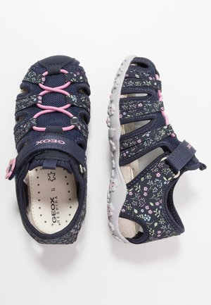 ROXANNE - Sandals - dark navy
