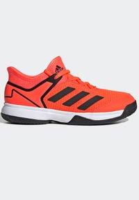 adidas Performance - UBERSONIC 4 K - Multicourt tennis shoes - orange - 8