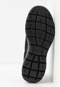Skechers Sport - SUMMITS - Slip-ons - black - 4